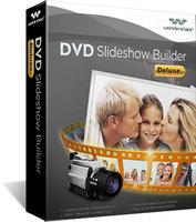 Wondershare DVD Slideshow Builder Deluxe boxshot