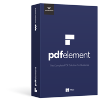 Wondershare PDFelement Express for Mac boxshot