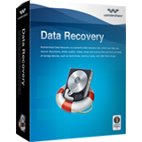 Wondershare Data Recovery boxshot