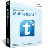 Wondershare MobileTrans One Year License boxshot