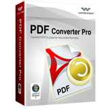 Wondershare PDF Converter Pro boxshot