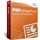 Wondershare PDF to PowerPoint Converter boxshot