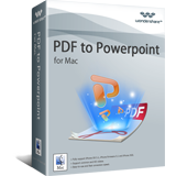 Wondershare PDF to PowerPoint Converter for Mac