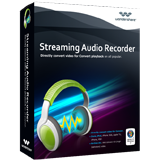 [>40% Off Coupon code] Wondershare Streaming Audio Recorder