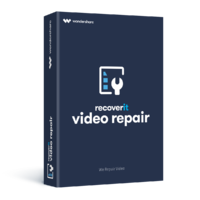 Recoverit Video Repair (Win) boxshot