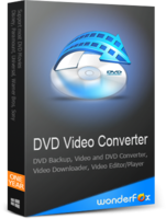 WonderFox DVD Video Converter – 1 Year License discount coupon