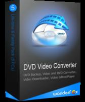 WonderFox DVD Video Converter Family Pack (5 PCs) discount coupon