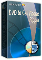 WonderFox DVD to Cell Phone Ripper discount coupon