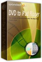 cheap WonderFox DVD to iPad Ripper