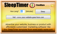45% OFF SleepTimer Customization Service