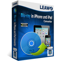 Leawo Blu-Ray in iPhone und iPad Converter boxshot