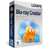 Leawo Blu-ray Creator (Mac Version) boxshot
