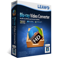 Leawo Blu-ray Video Converter boxshot