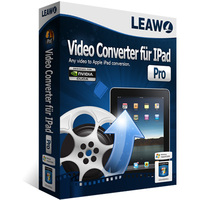 Leawo Video Converter fuer iPad Pro discount coupon