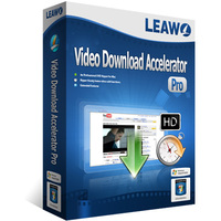 Leawo Youtube Video Download Accelerator boxshot