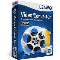 Leawo Video Converter boxshot