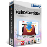Leawo YouTube Downloader (Mac Version) boxshot