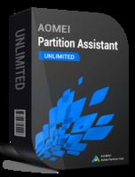 AOMEI Partition Assistant Unlimited boxshot