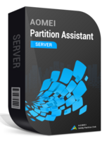 AOMEI Partition Assistant Server + Lifetime Upgrades boxshot