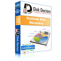 Disk Doctors Outlook Mail Recovery (PST) discount coupon