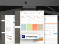 45% OFF Paper Dashboard PRO PSD