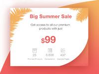 45% OFF Big Bundle Summer Sale