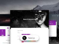 45% OFF NextJS Material Kit PRO