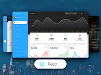 45% OFF Now UI Dashboard PRO React