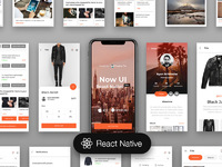 45% OFF Now UI PRO React Native
