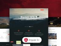 45% OFF Paper Kit 2 PRO Angular