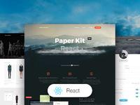 45% OFF Paper Kit PRO React