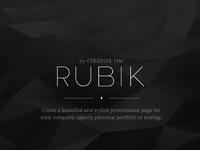 45% OFF Rubik Presentation Page