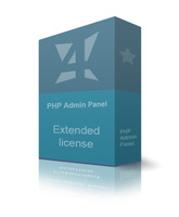 20% OFF The PHP Admin Panel