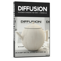 Diffusion Designer Shaders for VRayC4D (Mac) discount coupon