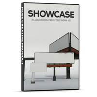 cheap Showcase - Billboards for C4D