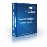 [>20% Off Coupon code] Word Writer .NET - Site License