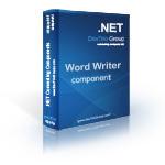 Word Writer .NET - 4 Developer License