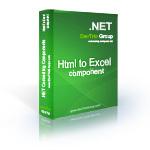 Html To Excel .NET - Developer License LITE