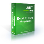 Excel To Html .NET - Site License