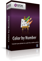 45% OFF STOIK Color By Number