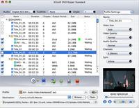 Xilisoft DVD Ripper Standard pour Mac discount coupon