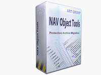 NAV Object Tools - Native version (fob file) for NAV v. 3.10 - 2009