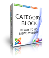Category Block LOGO FREE for Joomla 1.5 discount coupon