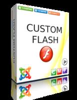 Custom Flash LOGO FREE for Joomla 1.5 discount coupon