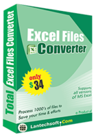 Total Excel Files Converter discount coupon