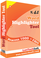 Word Highlighter Tool discount coupon