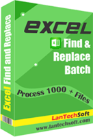 25% OFF Excel Find and Replace Batch