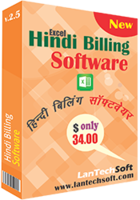 Hindi Excel Billing Software discount coupon