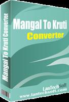 25% OFF Mangal to Kruti Converter