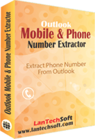 Outlook Mobile and Phone Number Extractor discount coupon